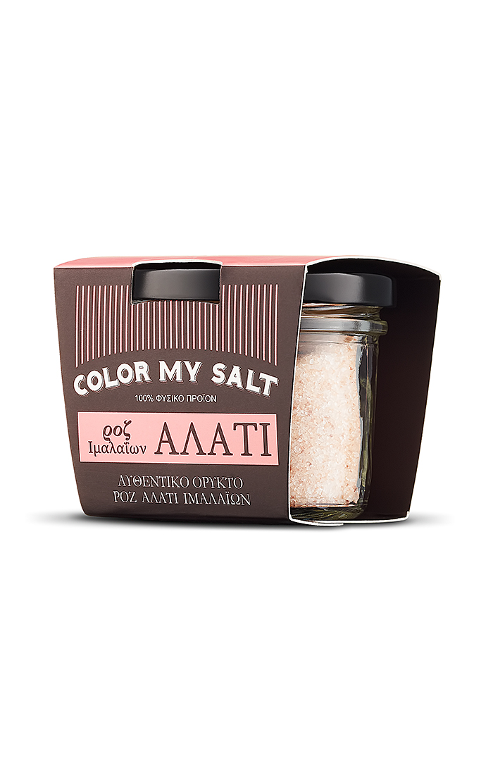 color my salt ροζ 100γρ