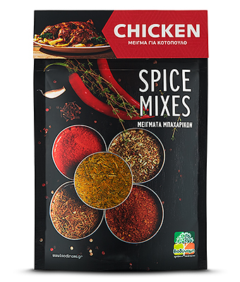 Spice mix for chicken