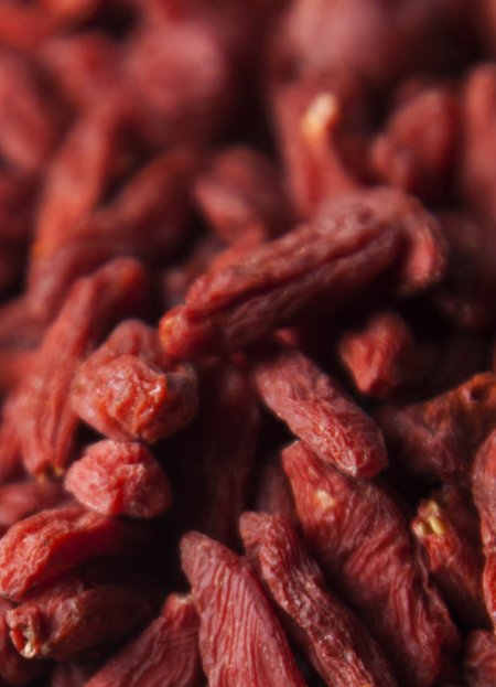 Goji berry and superfoods