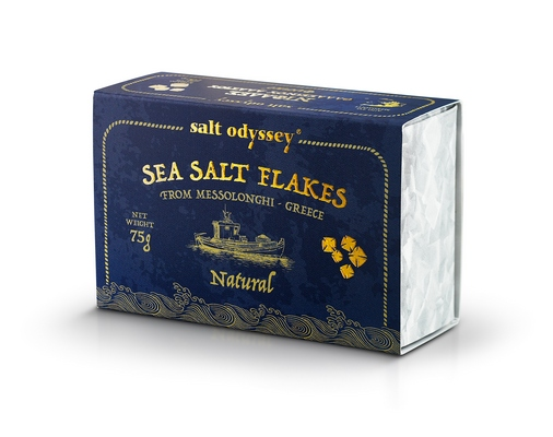 SEA SALT FLAKES (NATURAL)